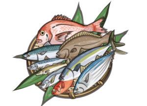 居残り佐平次魚