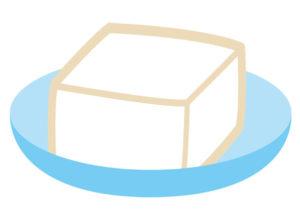 家見舞い豆腐