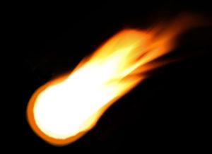 本妻の火の玉